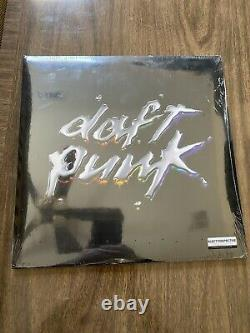 Daft Punk Discovery 2 x LP Vinyl Album SEALED NEW RECORD One More Time