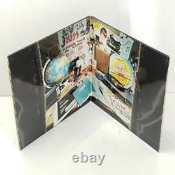 Daft Punk Homework Virgin V 2821 2x LP Electronic Techno Album 1997