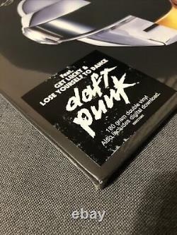 Daft Punk Random Access Memories Vinyl 2-Disc LP Columbia 2013 Sealed Original