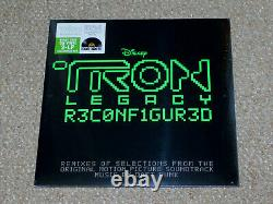 Daft Punk Tron Legacy Reconfigured Double LP Vinyl 2020 RSD Brand New Disney