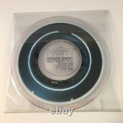 Daft Punk Tron Legacy Translucence 10 BLUE Picture Disc 2011 RSD Release RARE