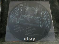 Daft Punk TronLegacy Picture Disk 12 Vinyl Import