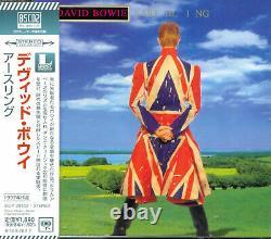 David Bowie Earthling vinyl b7399b