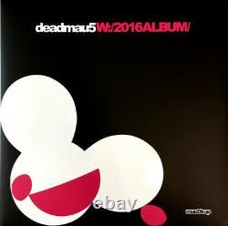 Deadmau5 W/2016album/ (2lp) 2 Vinyl Lp New