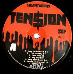 Die Antwoord Ten$ion 2012 Zef DWT-703121 12 HIP HOP / TECHNO LP