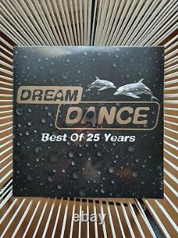 Dream Dance Best Of 25 Years (2LP Vinyl) 353/800 neu noch eingeschweißt rar