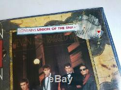 Duran Duran Seven And The Ragged Tiger SEALED Record Never Opened