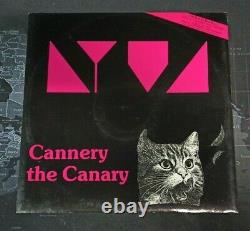 Dyva Cannery The Canary Technology TECHNO 12.61 1990 NEW 1° EDITION