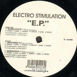 ELECTRO STIMULATION E. P 2005 Spectra Records Spc 031 Italy