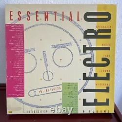 Essential Electro Street Sounds Box Set Limited Edition Vinyl 12