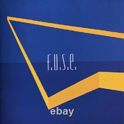 F. U. S. E. Dimensions 25TH ANNIVERSARY EDITION Vinyl Single 12inch-BOX plus 8