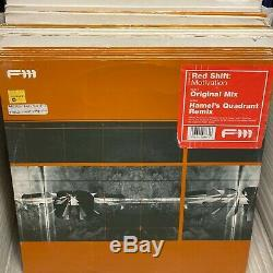 F111 Label Progressive House Techno Trance 29 x 12 Record LOT USED DJ Vinyl