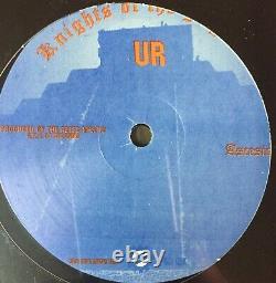 FACTORY SEALED 1999 The Aztec Mystic A. K. A DJ Rolando Knights Of The Jaguar