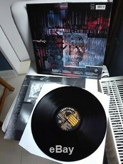 FRONT LINE ASSEMBLY original Vinyl LP Tactical Neural Implant (1992)