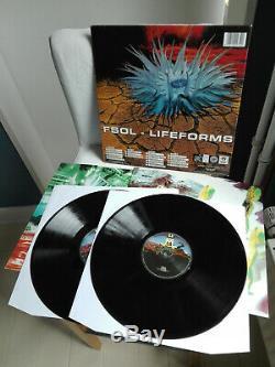 FSOL FUTURE SOUND OF LONDON original Vinyl 2LP Lifeforms (1997)