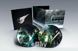 Final Fantasy VII & Final Fantasy VII Remake DELUXE Vinyl Soundtrack OST 2xLP 7