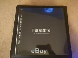 Final Fantasy VII Remake & Final Fantasy VII Vinyl Soundtrack 7- Deluxe