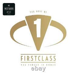 Firstclass-the Finest In House (best Of/4lp)-felix Jaehn/+ 4 Vinyl Lp New