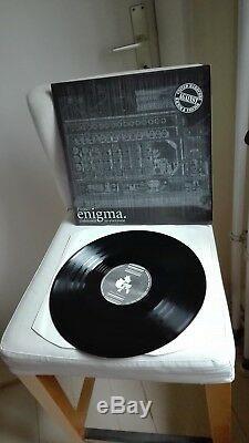 GABBA FRONT BERLIN / HELLSEEKER original Vinyl 12 EP Project Enigma (2006)