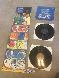 GORILLAZ Laika Come Home LP 2002 Very Rare Vinyl 1st Pressing Free Ship cake u2