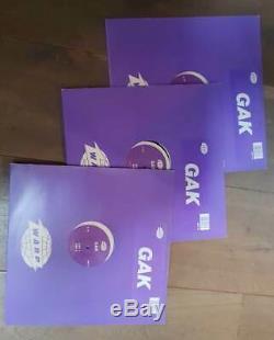 Gak Gak / Aphex Twin / Warp Records / Rare 1994 Techno IDM 12 Vinyl Lp