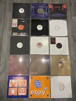 House Techno Disco Electronic Edits Vinyl Records X 68 Most Unplayed Rare