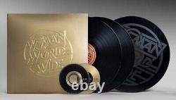 JUSTICE Woman Worldwide Vinyl Record RARE 3LP + 2 CD New Gatefold Wear
