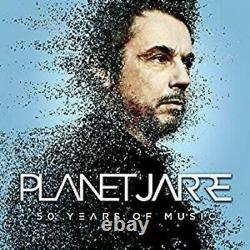 Jean Michel Jarre Planet 4 Lps LP