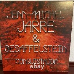 Jean Michel Jarre Zero Gravity, Conquistador, Watching You All Sealed