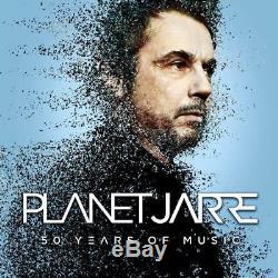 Jean-michel Jarre Planet Jarre 4 Vinyl Lp New