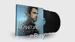 Jean-michel Jarre Planet Jarre Deluxe Book 4 Vinyl Lp