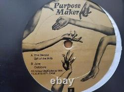 Jeff Mills Purpose Maker PM-001,002,004,005,006, vinyl 12