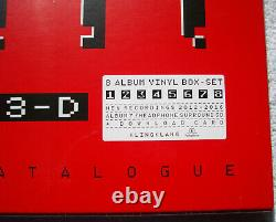 KRAFTWERK LP x 9 3-D The Catalogue NEW Vinyl Double Album 2017 SEALED IN STOCK