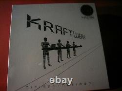 KRAFTWERK MINIMUM-MAXIMUM LIVE(ENGLISH-VERSION-4 x VINYL-BOX/FACTORY SEALED)