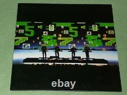 KRAFTWERK Minimum-Maximum 4LP VINYL BOX SET 7243 5 60611 1 8 EMI 560 6111 EX/VG+