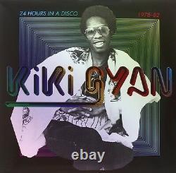 Kiki Gyan 24 Hours In A Disco 1978-1982 2 Vinyl Lp Neu