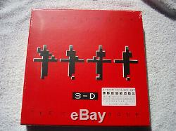 Kraftwerk 3-D The Catalogue (NEW SEALED 9 x VINYL BOX SET)