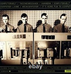 Kraftwerk Computerwelt (remaster) Lp Vinyl New+