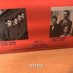Kraftwerk The Model 12 Red Vinyl LP Album 1978 Original Germany Pressing Rare