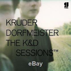 Kruder & Dorfmeister The K&d Sessions 5 Vinyl Lp + Download New+