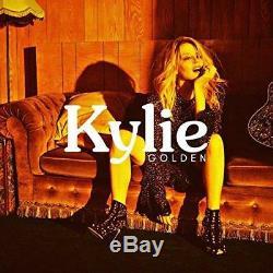 Kylie Minogue Golden (Super Deluxe Edition) (NEW VINYL LP+CD SET)