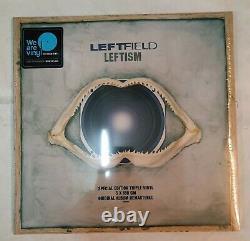 LEFTFIELD LEFTISM NEWithMINT/SEALED UK 3x VINYL LP SET 180 GRAM PRESSING