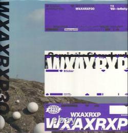 LP-BOX Aphex Twin / Bibio / Flying Lotus / LFO a. O. Wxaxrxp30 NEAR MINT Warp