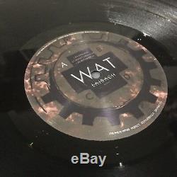 Laibach Wat 2x Lp Rare 2003 Mute Origial Press Ebm Techno Industrial