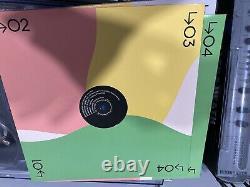 Last Night at Output 4 x 12 vinyl 18/500 John Digweed Bedrock Autographed