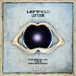 Leftfield Leftism 22 3 Vinyl Lp New
