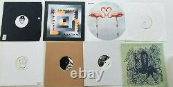 Lot 12 House + Techno 43 vinyl records Mint or Near Mint Unplayed 2015 releases