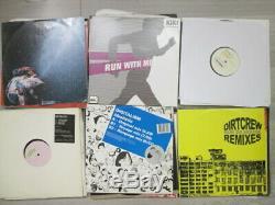 Lot 50 Vinyls Electro Electro Techno / Occasion Bon Etat / L@@@k