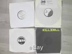 Lot N° 1 / 50 Vinyls Electro / Electro Techno / Electro House / Occasion Tbe