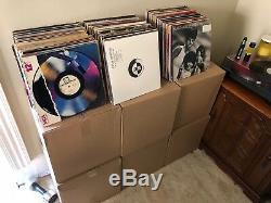 Lot of 100 12 Vinyl Records house, progressive, dance, trance, techno 1990-2014